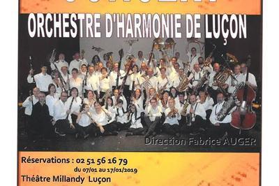 Concert de Printemps à Lucon