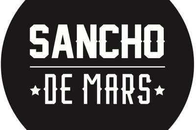 Sancho De Mars Live Au Fils Qui S'touchent à Marseille
