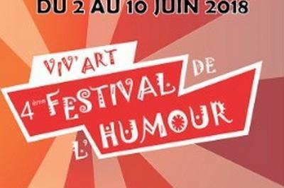 4eme Festival De L'humour 2018