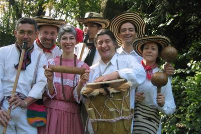 Ensemble Bacata – Musiques classiques et traditionnelles sud-américaines à Croissy sur Seine