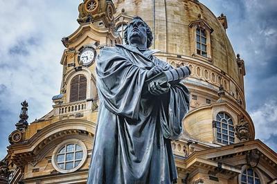 500 Ans De Réforme - 1517 / 2017 Année Luther à Issy les Moulineaux