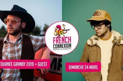 French Connexion : Tournée Granby 2019 Et Guest à Lyon