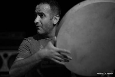 Stage des Percussions et Danses  Kurdistan à Saint Laurent des Arbres