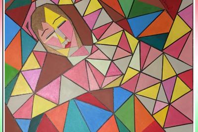 Geometric-art à Deols