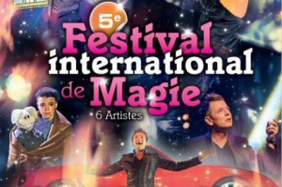5ème Festival International De Magie à Toulouse