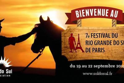 6e Festival du Rio Grande do Sul de Paris 2019