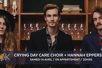 FOK #2 : Crying Day Care Choir et Hannah Epperson à Nancy