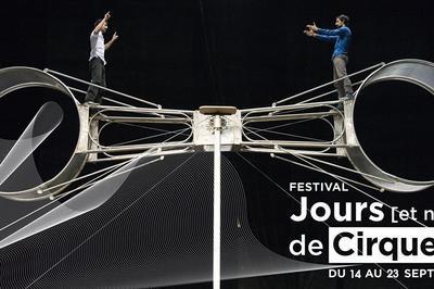 Cie MPTA - Santa Madera - Festival jours [et nuits] de cirque(s) à Aix en Provence
