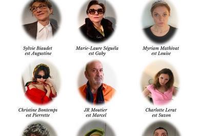 8 Femmes Et L'Inspecteur Colombino à Boulogne Billancourt