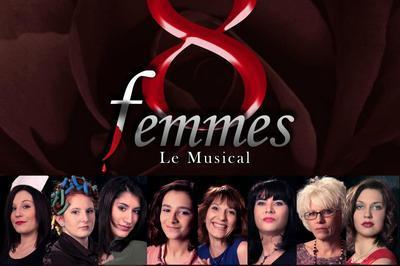 8 Femmes Music'all Studio à Dijon