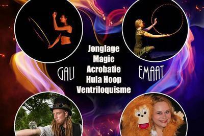 88 Menilmontant : Cirquonlovecabaret à Paris 20ème