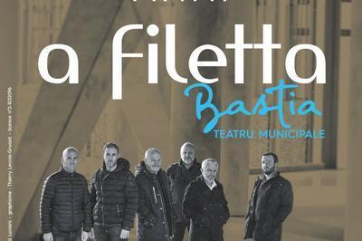 A Filetta 40 anni! à Bastia