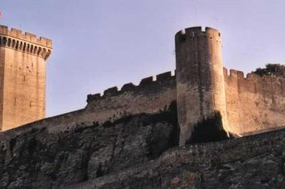 A L'assaut Du Donjon à Beaucaire
