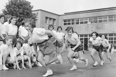 A l'école du sport à Bercy Village à Paris 12ème