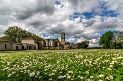 À La Découverte De L'abbaye De La Sauve Et De L'exposition Chemin Faisant