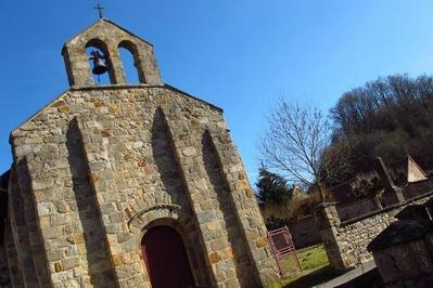 À La Découverte De L'église De Chambonchard