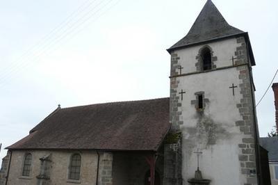 À La Découverte De L'église De Domeyrot
