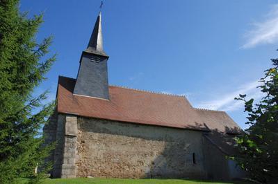 À La Découverte De L'église De Saint-pierre-le-bost à Saint Pierre le Bost