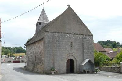 À La Découverte De L'église De Saint-silvain-bas-le-roc à Saint Silvain Bas le Roc