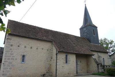 À La Découverte De L'église De Saint-silvain-sous-toulx à Saint Silvain Sous Toulx