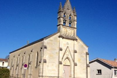 À La Découverte De L'église Saint Joseph De Blanquefort