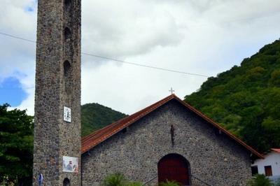A La Découverte De L'église Saint-pierre-aux-liens à Bellefontaine