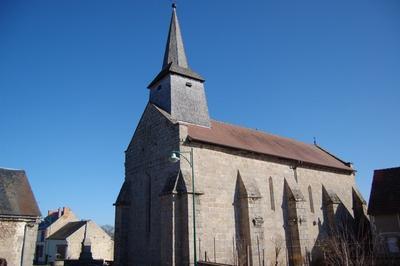 À La Découverte De L'église Templière De Blaudeix