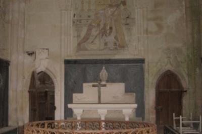 À La Découverte De La Chapelle Funéraire De Chambroutet à Bressuire
