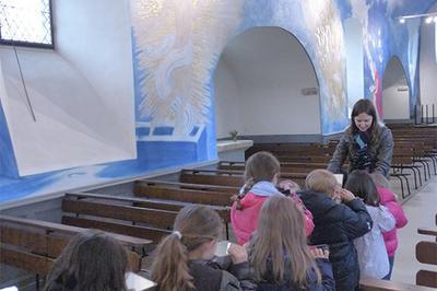 À La Découverte De La Chapelle Saint-blaise à Arnac Pompadour