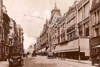 A La Découverte Des Galeries Lafayette! à Reims