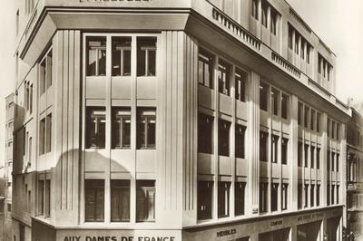 À La Découverte Des Galeries Lafayette De Bordeaux, Visite Tout Public