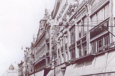 A La Découverte Des Galeries Lafayette De Reims
