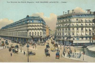 À La Découverte Des Galeries Lafayette Du Boulevard Haussmann à Paris 9ème
