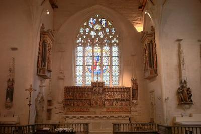 A La Découverte Des Petites Merveilles De La Chapelle Notre-dame De La Houssaye à Pontivy