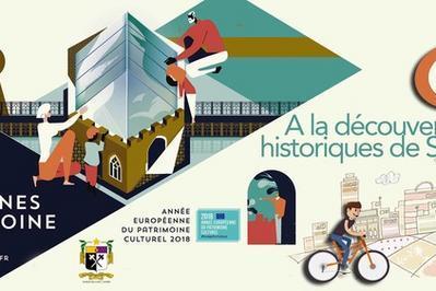 A La Découverte Des Sites Historiques De Saint-andré à Saint Andre