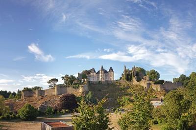 À La Découverte Du Château De Bressuire