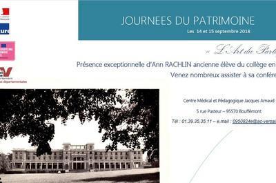 À La Découverte Du Collège Féminin à Bouffemont