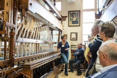 A la découverte du patrimoine de la soie à Lyon