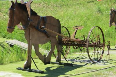 A La Découverte Du Patrimoine Rural Et Agricole D'autrefois à Allenwiller