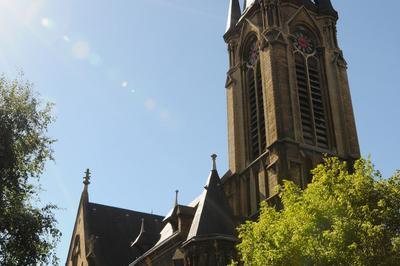 A La Découverte Du Temple à Montigny les Metz