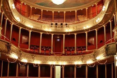 A La Découverte Du Théâtre Blossac à Chatellerault