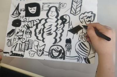 À Vos Crayons à Riom