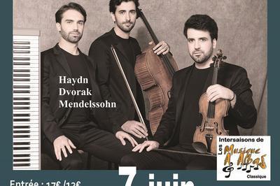 Concert classique à Albas