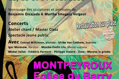 Festival De Montpeyroux 2019