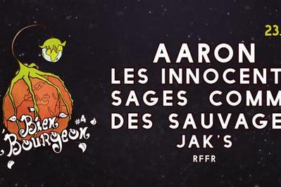 Aaron, Les Innocents, Sages... Etc à Saint Geoire en Valdaine