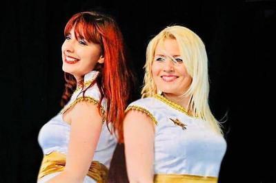 Abba Girls En Concert à Macon