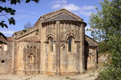Abbaye De Fontcaude à Cazedarnes
