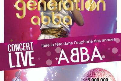 Abborn  Generation Abba à Bressuire