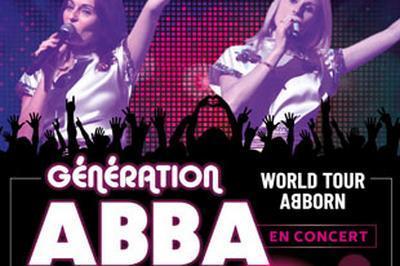 Abborn Generation Abba à Deols