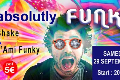 Absolutely funk, le retour ! à Toulouse